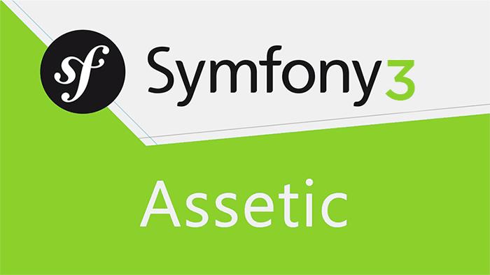 Symfony 3 Assetic Logo